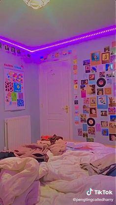 Indie Bedroom, Indie Room Decor, Cute Bedroom Decor, Room Design Bedroom, Room Ideas Bedroom, Girls Bedroom, Dream Teen Bedrooms, Hipster Room Decor, Study Room Decor