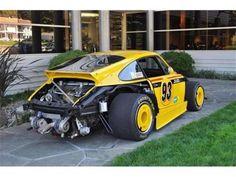 Porsche Turbo (Rot)