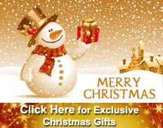 Indianshilp is one of the best online shopping store. As we all know Christmas and New Year 2013 is ahead .Send attractive Christmas handicrafts, Christmas gift items and Christmas gift hampers to your close relatives and friends through Indianshilp.com at discounted rate. You can also Place order in advance for Christmas party shopping and decorate your home.
