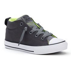 Converse Chuck Taylor All Star Street Mid-Top Sneakers for Boys