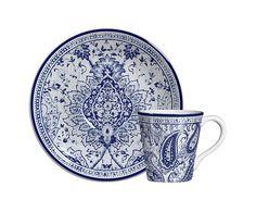 Xícara Para Café com Pires Istambul - 100ml   Westwing - Casa & Decoração