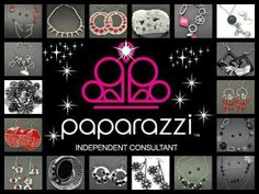 Paparazzi Independent Consultant black banner with silver jewelry. Paparazzi Display, Paparazzi Jewelry Displays, Paparazzi Accessories, Hair Accessories, Paparazzi Logo, Paparazzi Jewelry Images, Paparazzi Photos, Paparazzi Fashion, Paparazzi Consultant