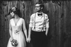 50er Jahre Hochzeit am See • Marika & Matthias - Paul liebt Paula | Hochzeitsfotograf Berlin