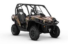 New 2017 Can-Am Commander XT 1000 - Break-Up Countr ATVs For Sale in Minnesota. 2017 CAN-AM Commander XT 1000 - Break-Up Countr,