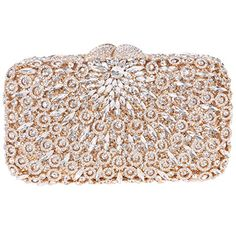 Fawziya® Diamond Evening Clutch Bag Wedding Party Handbag... http    177a88f70bf9f