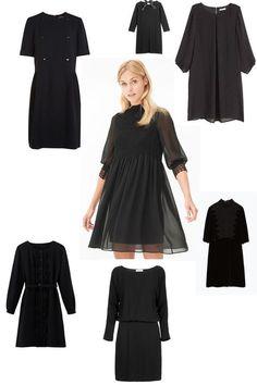 Shopping: l'indispensable petite robe noire en 25 déclinaisons