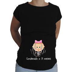 2e3c46527 Las 53 mejores imágenes de Camisetas para Embarazadas Divertidas ...