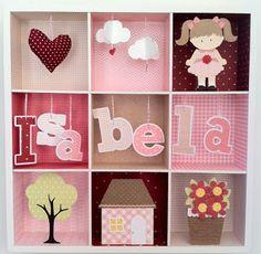 Milie Bee: Porta Maternidade