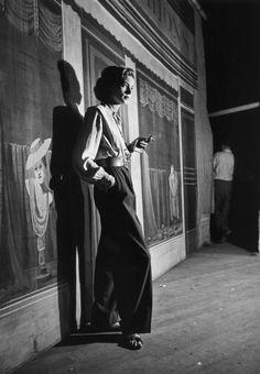 Alfred Eisenstaedt. 'Lauren Bacall' 1949 (printed 2013)