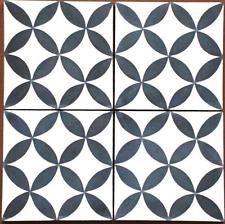 8x8 Encaustic Cement Concrete Geometric Moroccan Victorian Mexican Tile
