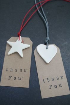Thank You Gift Tags Wedding Name Place Wedding Fav. - Thank You Gift Tags Wedding Name Place Wedding Fav. Wedding Favours Xmas, Wedding Gift Tags, Wedding Name, Wedding Favors Cheap, Party Favours, Wedding Ceremony, Salt Dough Christmas Ornaments, Clay Ornaments, Christmas Crafts