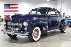 Cadillac 62 Coupe 1941.