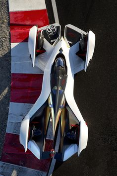 automotivated:  The Chevrolet Chaparral 2X Vision Gran Turismo