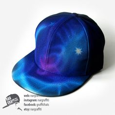 Items similar to YOUR NAME graffiti airbrush painted on the unisex SNAPBACK  Hat Baseball Cap Best Personalized Customized gift for boy and girl 9b834448d63e