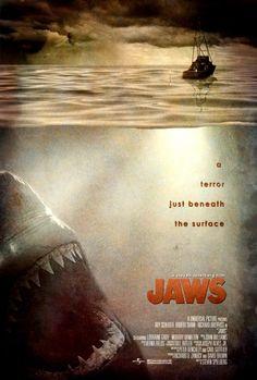 Jaws Alternative Poster