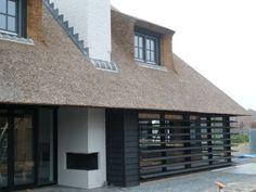 Projecten Garden Architecture, Architecture Details, Building Design, Building A House, Different House Styles, Holland, Villa, Classic House, My Dream Home