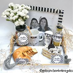 Womens day gift ideas 39 New ideas Womens Day Gift Ideas, Gifts For Women, Ideas Desayunos, Cute Presents, Wooden Gift Boxes, Shabby Chic, 21st Gifts, Mom Day, Ideas Para Fiestas