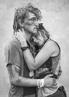 Lost and Found, portraits de rue de vagabonds par Michael Joseph Aliser & Sherie, New Orleans, LA 2016 © Michael Joseph
