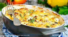 Peito de frango no forno com um acompanhamento delicioso! O resultado é divinal…