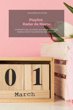 Playlist: Radar de Março! - Nerdiva.com.br Floating Nightstand, Home Decor, Floating Headboard, Decoration Home, Room Decor, Home Interior Design, Home Decoration, Interior Design