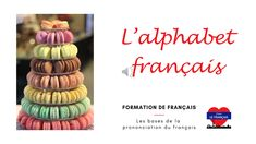 Aprenda a pronunciar as letras do alfabeto em francês Card Holder, French Alphabet, French Language, Foreign Language, Alphabet Letters, Learning French, French Lessons, French Tips, Index Cards