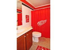 Detroit Lions shower | Nicci\'s World | Pinterest | Lion, Showers ...