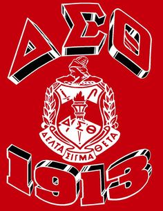 1913 Delta Sigma Theta Sorority Inc.