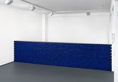 Untitled, Thomas Rentmeister, 2013  More chocolate biscuits