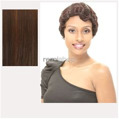 Janet Premium Synthetic Fiber Wigs Mommy - Color PFS4/30 - Synthetic Regular Wig
