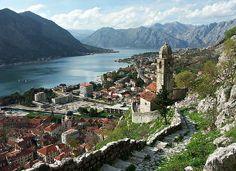 montenegro | Montenegro - Baai van Kotor - Tarakloof - Budva