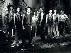 The Ukulele Blog: The Warriors (1979) - Black & White