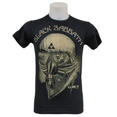 Tony Stark - Black Sabbath T Shirt - Iron Man is a complete legend isn't he really?