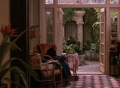 Movie, Green Card: Tour the historic apartment and greenhouse, conservatory