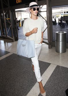 Celebrity Sightings In Los Angeles - June 28, 2015