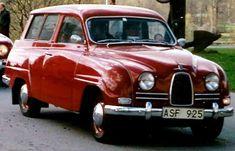 Saab 95 De Luxe model – 1961