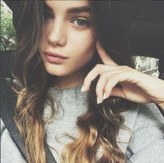 """::Sonia Ben Ammar:: """"hi, I'm Amelia. You can call me Lia if you'd like."""" I bat my eyelashes. """"I'm 16 and have the power of fire. Single. Always single. Come say hello, I won't bite."""""""