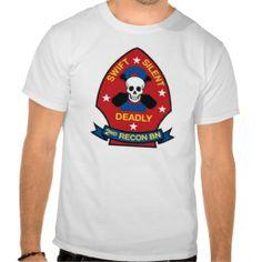 2nf FORCE RECON BATALLION T Shirt