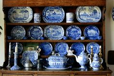 Dishy News - A Transferware Blog: COLLECTING POTTERY IN EARTHQUAKE COUNTRY