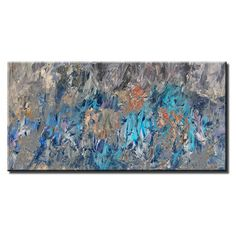 INKD XLVII by Alexis Bueno Painting Print on Canvas