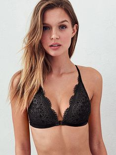 Front-close Bralette The Victoria's Secret Bralette Collection