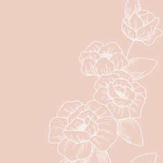 56 Floral Foliage Illustrations inspired by English Gardens Available on Creat. - 56 Floral Foliage Illustrations inspired by English Gardens Available on Creative Market – - Illustration Botanique, Illustration Blume, Flor Magnolia, Photoshop Illustrator, Floral Illustrations, Graphic, Line Drawing, Clipart, Cute Wallpapers