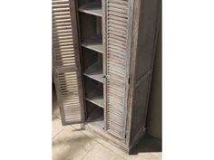 Linen Cabinet with Doors - Home Furniture Design Kitchen Cabinets And Countertops, Kitchen Cabinet Doors, Kitchen Island, Linen Cabinet, Tall Cabinet Storage, Home Furniture, Furniture Design, Counter Top, Townhouse