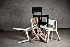 syntesis & cache chairs