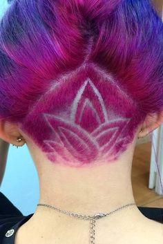 Stunning Undercut Hair Designs picture 6