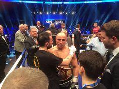 Arthur Abraham bleibt Weltmeister der WBO im Super-Mittelgewicht!