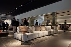 Salone del Mobile 2015. Presenting the new sofa collections