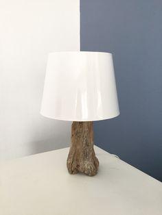 Lampe Gilou bois flotté