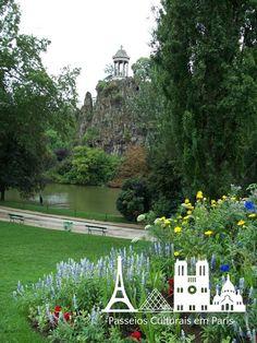 Passeios Culturais em Paris: Parc des Buttes Chaumont