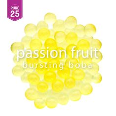New Bursting Boba® series increased juice level to from Each passion fruit popping boba becomes 10 millimeter in diameter, and holds more juice. Yogurt Dessert, Low Carb Dessert, Weight Watcher Desserts, Mini Desserts, Boba Recipe, Boba Pearls, Fruit Juice Recipes, Drink Recipes, Passion Fruit Juice