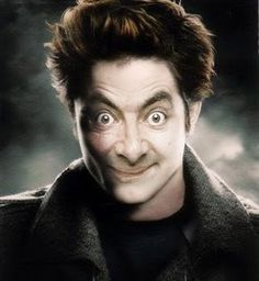 I'm laughing so hard I can't breath :) Mr. Bean